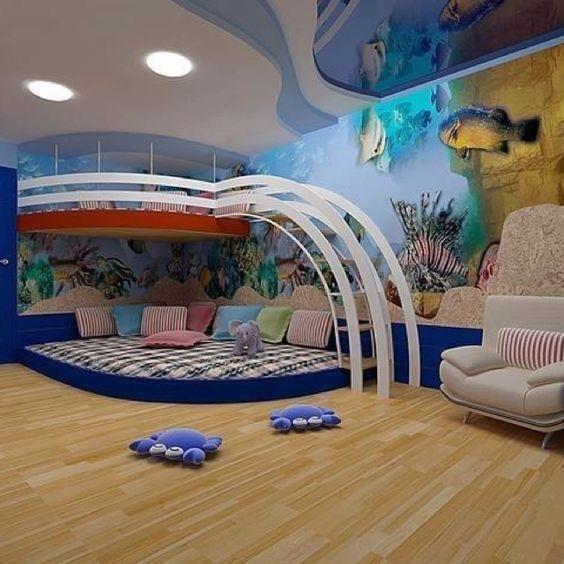 Čo urobiť pre to, aby bola nová detská izba dokonalá?