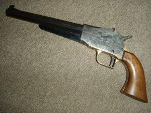 Perkusní zbraně