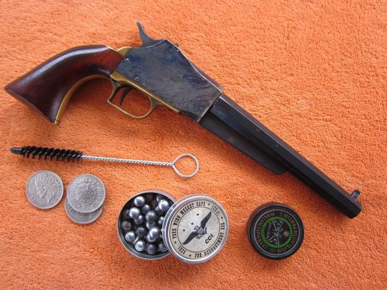 Perkusní zbraně nebo jak si koupit kus historie?