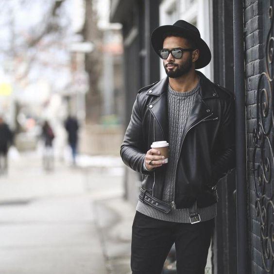 Pánský klobouk – elegantní doplněk